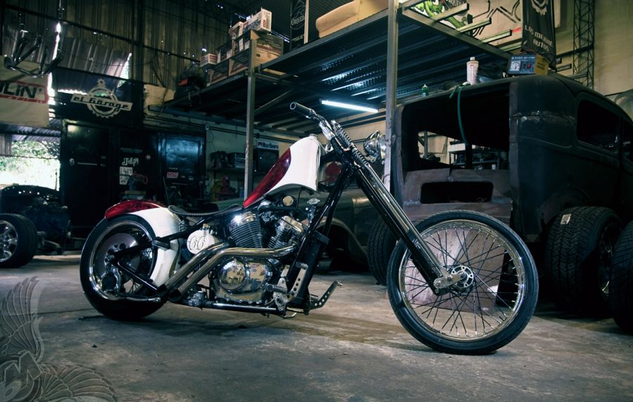 Choppers - Honda Shadow, VT, Steed, Spirit, Aero, Sabre, VTX